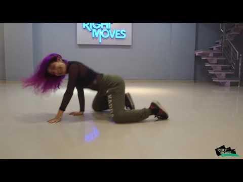 Shenseea, Vybz Kartel - Secret (Refix) | Priyanka Ahuja Choreography | Right Moves Academy Of Dance