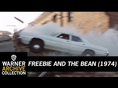Car Chase Through San Francisco   Freebie and the Bean   Warner Archive