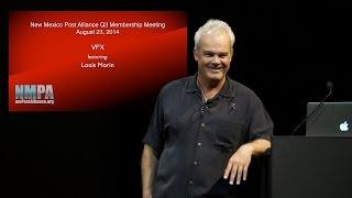 Louis Morin - Visual Effects Supervisor