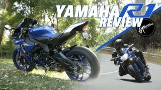 7. Yamaha R1 test ride review