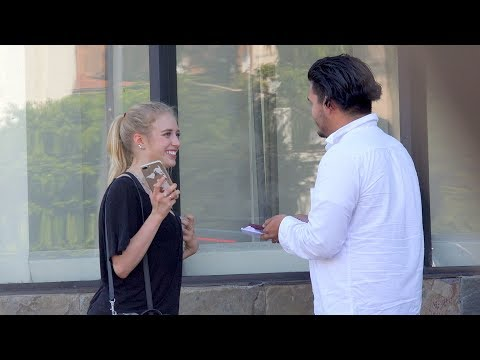 Girl Asks Guys For Sḛx (Social Experiment)