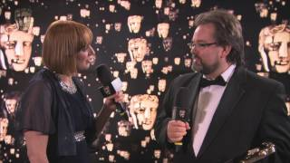 The award for Editing: Fiction went to Charlie Phillips for Sherlock: Scandal in Belgravia.subscribe to BAFTA ⏩ https://youtube.com/user/BAFTAonlinecheck out BAFTA Guru ⏩ https://youtube.com/user/BAFTAGuru⏬  stay up to date ⏬ Twitter: @BAFTA: https://twitter.com/BAFTA @BAFTAGuru: https://twitter.com/BAFTAGuru @BAFTAGames: https://twitter.com/BAFTAGames Facebook: https://www.facebook.com/baftaInstagram: http://instagram.com/baftasign up for our newsletter: http://guru.bafta.org/newsletter subscribe to our podcasts:iTunes: http://bit.ly/Vz84HI Soundcloud: https://soundcloud.com/baftavisit our websites to find out more:http://www.bafta.org/guruhttp://www.bafta.org