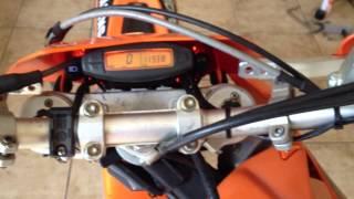 10. KTM 250 EXC-F 2007