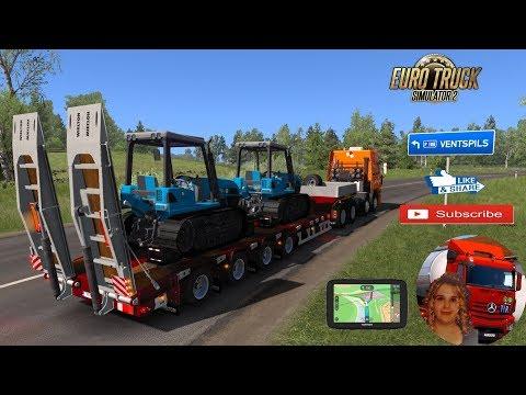 Ownable overweight trailer Wielton NJ4 v1.7.1