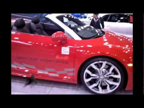 2012 HOUSTON AUTO SHOW [RELIANT CENTER]