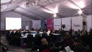 На РИФ 2011 Об ограничении доступа детей к информации