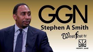 Video Stephen A. Smith Talks TV Debates and Keeping Athletes Off Weed | GGN News MP3, 3GP, MP4, WEBM, AVI, FLV Juli 2018