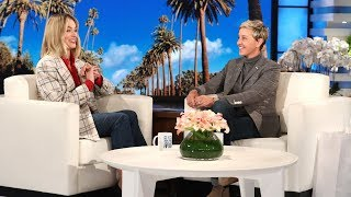 Video You Won't Believe Margot Robbie's Honeymoon with Ellen, Short Shorts & a President MP3, 3GP, MP4, WEBM, AVI, FLV Maret 2019