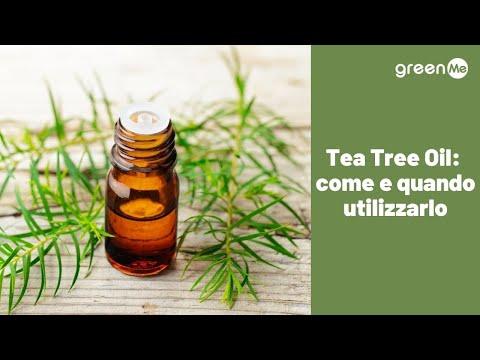 tea tre oil: proprietà, benefici e utilizzo