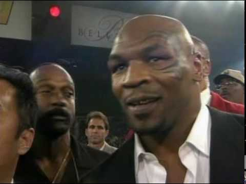 Bob Sapp vs. Mike Tyson (@MikeTyson)