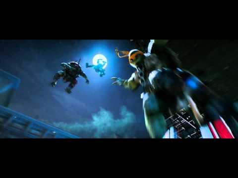 Teenage Mutant Ninja Turtles ('Knock Knock' Trailer)