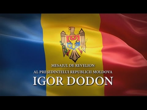 Moldovan president directs congratulation message on occasion of winter holidays