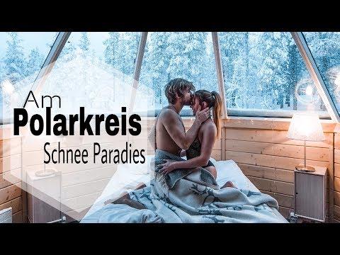 Ein Wintertraum am Polarkreis in Finnland | Yvonne Pferrer