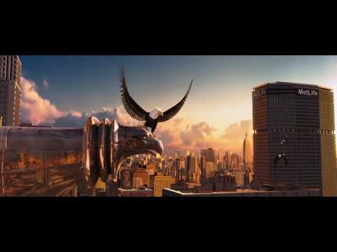 Animals United ending (with music from Ice Age 2)