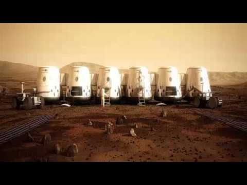 All the Way to Mars - 03/16/2013 Ever wonder what life is like on Mars? How about death on Mars? By 2023, some space travelers may know both. A private company called Mars One is ...