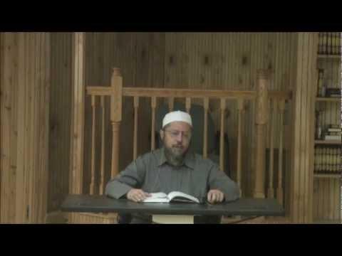 شرح كتاب فقه السنة 19 / 11 / 2012