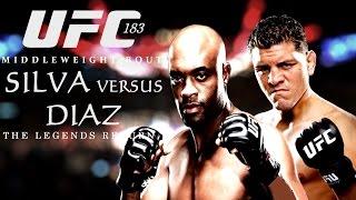 UFC 183 Silva vs Diaz Promo