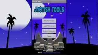 Jyotish Tools YouTube video