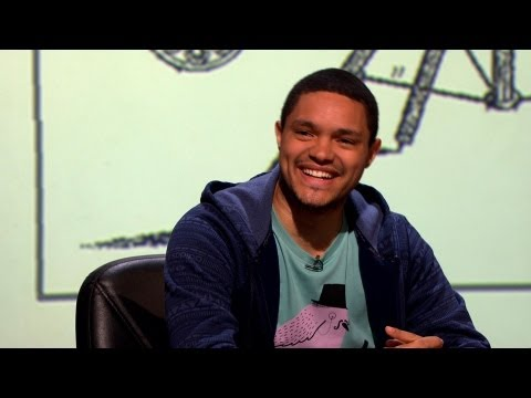 Noah's - More about this programme: http://www.bbc.co.uk/programmes/b03d3p60 Trevor Noah talks about Zulus and demonstrates his click-singing.