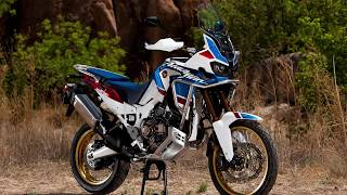 2. 2018 Honda Africa Twin Adventure Sports CRF1000L2 Review
