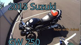 3. Suzuki GW250 Owner Rant Review