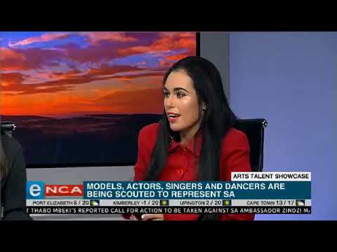 ENCA interview with Elsubie Verlinden and Selene Chiang