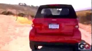 GQ / Smart Fortwo Test Drive / Think (Very) Small