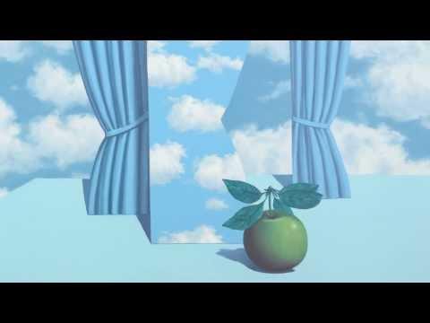 """Magritte's """"Le beau monde"""""""