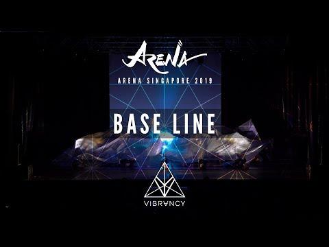 [2nd Place] Base Line | Arena Singapore 2019 [@VIBRVNCY 4K] - Thời lượng: 4 phút, 51 giây.