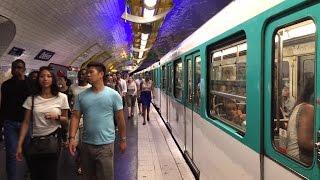 Video Métro de Paris - Part I MP3, 3GP, MP4, WEBM, AVI, FLV November 2017