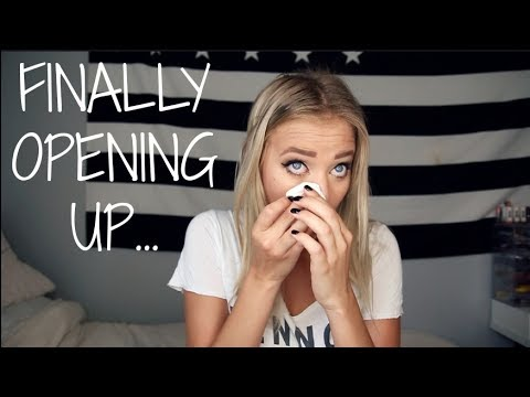 OPENING UP ABOUT MY BREAKUPS   storytime