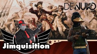 Video The Cowardly Crimes Of Dastardly Denuvo (The Jimquisition) MP3, 3GP, MP4, WEBM, AVI, FLV Desember 2018