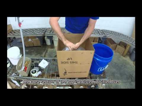 Packaging Live Koi Fish For Shipment – NextDayKoi.com