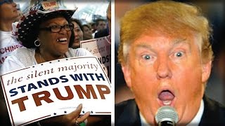 GAME CHANGER: WHAT THIS BLACK WOMAN TOLD TRUMP TODAY WILL MAKE HIM PRESIDENT!   election fox news