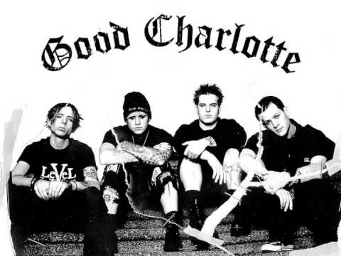 Good Charlotte - I Want Candy (lyrics)