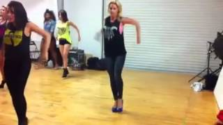 Brooke Nix Part Of Stiletto Heels Combo
