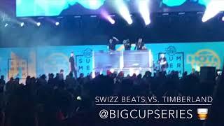 Video Swizz Beatz vs Timberland Summer Jam 2018 MP3, 3GP, MP4, WEBM, AVI, FLV Maret 2019