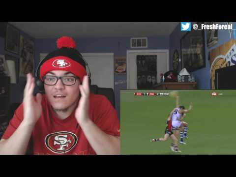 AFL Rough Stuff REACTION!