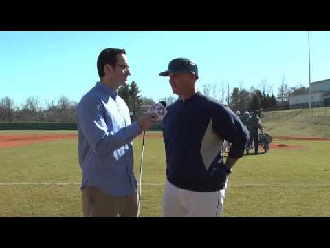 Carson-Newman Baseball: Tom Griffin Post-McKendree 2-28-16