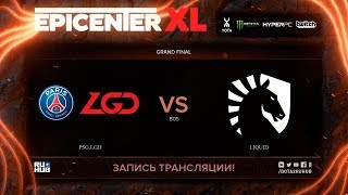 PSG.LGD vs Liquid, EPICENTER XL, Grand Final, game 2 [v1lat, godhunt]