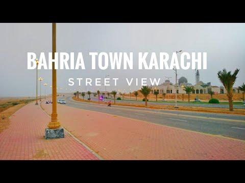 Bahria Town Karachi Street View (October) 2018 - Expedition Pakistan