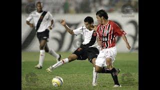 Vasco 1x1 São Paulo (28/05/2006) - Brasileiro 2006