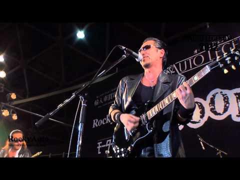 AUTOLEGEND2012 横浜銀蝿ライブ1