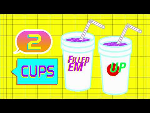 RiFF RAFF - DOUBLE CUP 2 CUPS