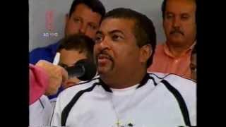Entrevista de 2009 no Programa esporte por esporte onde o então técnico Betinho apresenta algumas promessas que hoje se...