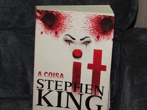 It, A Coisa - Stephen King | Episódio 05 | Especial Assassinos e Assassinatos
