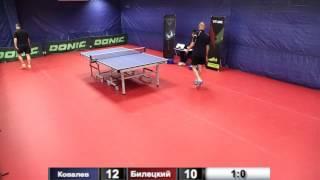 Ковалев А. vs Билецкий О.