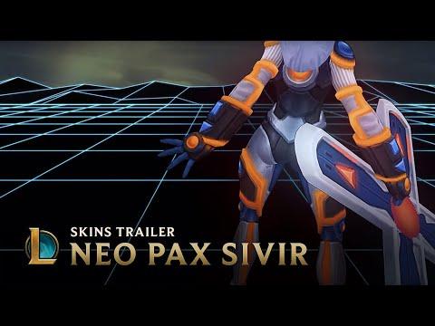 Neo PAX 希維爾官方推廣動畫