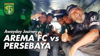 Download Video [HIGHLIGHTS] Awayday Journey | Arema FC vs Persebaya MP3 3GP MP4