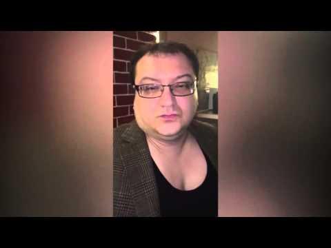 Предсмертное видео адвоката Грабовского снятое его похитителями - DomaVideo.Ru